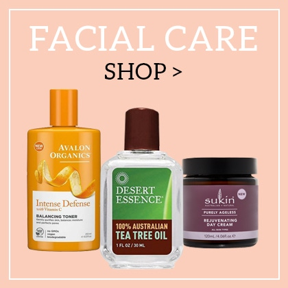 Natural Facial Care Online Store