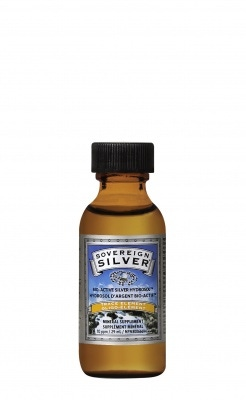 Sovereign Silver Travel Size Screw Top