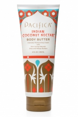 Pacifica Body Butter, Indian Coconut Nectar
