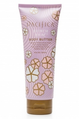 Pacifica Body Butter, French Lilac
