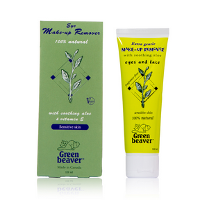 Green Beaver Co. Eye Make Up Remover for Sensitive and Acne Prone Skin