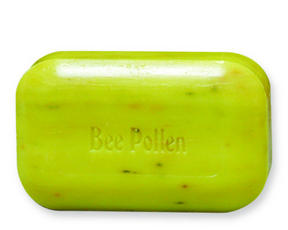Soap Works Co. Bee Pollen Biodegradable Bar Soap