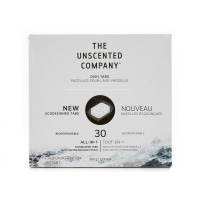 The Unscented Co. Ecodesigned Dish Tabs Unscented