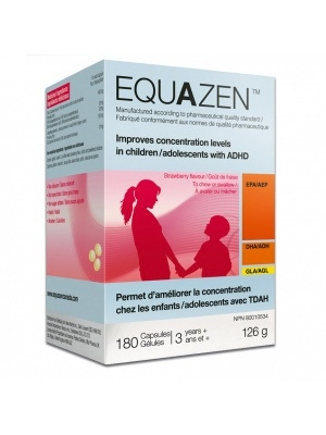 Equazen for ADHD