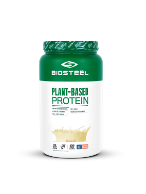 BioSteel Sports Nutrition Inc. Plant Based Vegan Protein Natural
