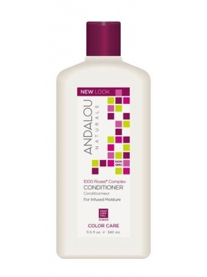 Andalou Naturals Conditioner, 1000 Roses Color Care