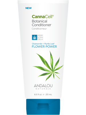 Andalou Naturals CannaCell® Botanical Conditioner - FLOWER POWER