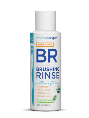 Essential Oxygen Brushing Rinse - Peppermint