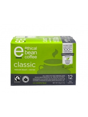 Ethical Bean Coffee Pods Classic