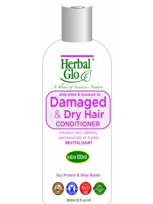 Herbal Glo Damaged & Dry Hair Conditioner