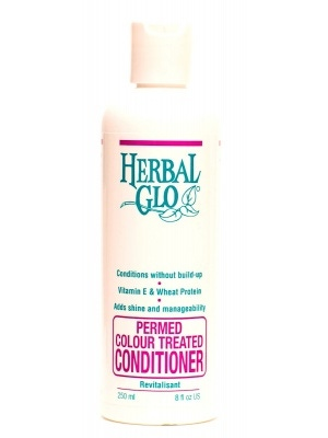 Herbal Glo Perm/Colour Treated Hair Conditioner