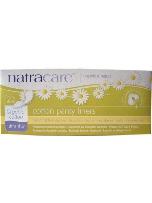 Natracare Organic Cotton Panty Liners