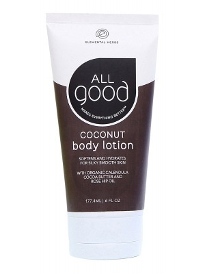 All Good Coconut Body Lotion