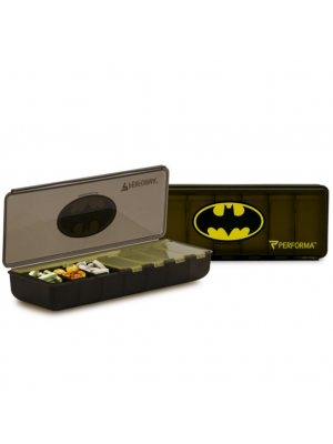 Performa 7 Day Pill Container, Batman