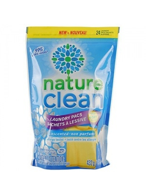 Laundry Tabs, Unscented