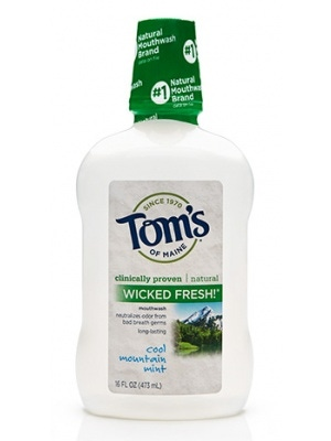 Tom's of Maine Tom's Wicked FRESH Mouthwash
