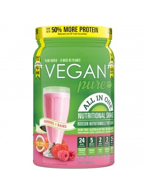 Vegan Pure All in One Protein Berry