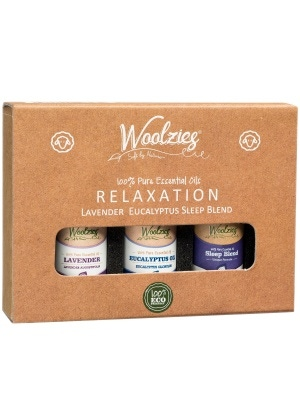 Woolzies Essential oil set - Relaxation