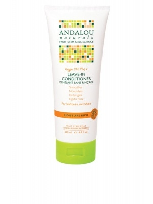 Moisture Rich Leave-in-Conditioner with Argan Oil