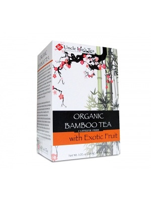Uncle Lee's Organic Bamboo Tea with Exotic Fruit