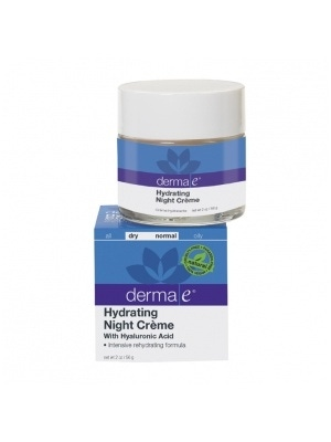 Hydrating Night Crème with Hyaluronic Acid