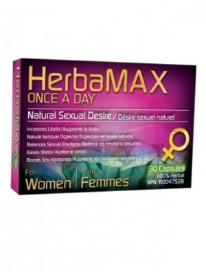 HerbaMax Women Once A Day
