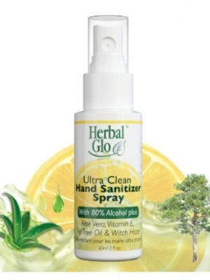 Herbal Glo Ultra Clean Hand Sanitizer