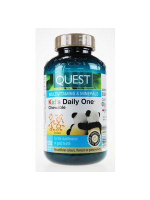 Quest The Quest for Health Kids Daily One Chewable Multi