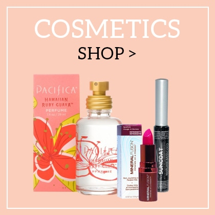 Natural Cosmetics Online Store